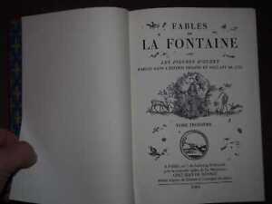 Oeuvres complètes de La Fontaine  - 7 volumes - Jean de Bonnot - 1969 - Neufs !
