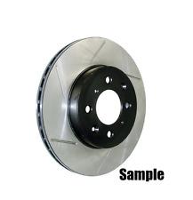 Power Slot Disc Brake Rotor 126.45067SR