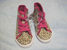 Toddler Girl's Circo® Jean High Top  Sneakers size 9 NWT