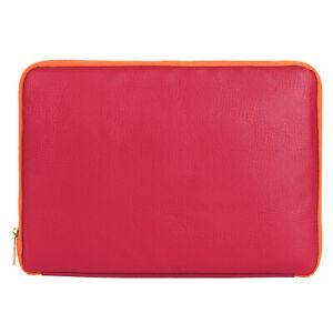 "VanGoddy Leather Laptop Sleeve Case Bag For 15.6"" Lenovo ThinkPad / HP ENVY x360"