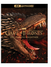 Game Of Thrones: Seasons 1-8 [2011-2019] (4K Ultra HD) Emilia Clarke