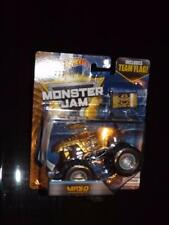 HOT WHEELS MONSTER JAM 25 GOLD CHROME MAX-D  DIE CAST CAR. AWESOME!
