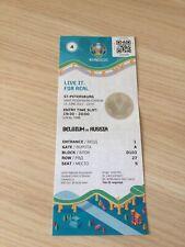 Билет Бельгия- Россия EURO 2020 Чемпионат Европы по Футболу 12.06.2021 год.