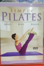 Simply Pilates. Mind. Body. Breath.  DVD