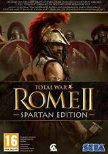 Total War Rome II - Edition Spartan Just for Games Jeu informatique