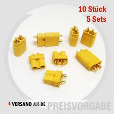 20 Paar 40 Stück MR30 2.0mm 3Pin Stecker Buchse Multirotor Motor ESC Goldstecker
