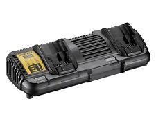 Dewalt DCB132 10.8V/14.4V/18V/54V XR FLEXVOLT Multi-Tension Double Port Chargeur