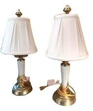 LENOX ACCENT LAMPS BY QUOIZEL PAIR