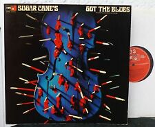 MPS  DON SUGARCANE HARRIS - Sugar Cane's Got The Blues LP Wolfgang Dauner Kriege
