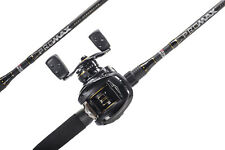 Abu Garcia 6ft'6 Pro Max Baitcast Fishing Combo Rod & Reel