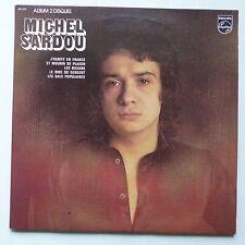 michel SARDOU J habite en France ... 2XLP   6621029