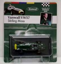Atlas Stirling Moss Diecast Racing Cars