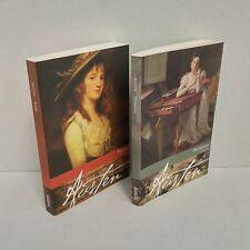 Jane Austen PERSUASION and EMMA 2 classics book club