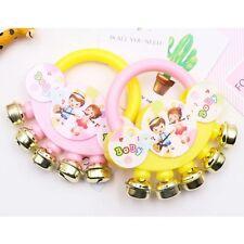 Baby Infant Handheld Rattle Cartoon Bells Newborns Toddlers Developmental Toys