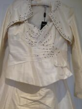 Wedding Dress/outfit  Size 12 John Charles