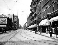 "1905 Wabasha St St Paul Minnesota Vintage Photograph 8.5"" x 11"" Reprint"