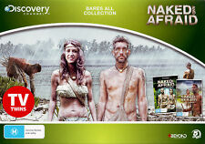 Naked and Afraid: Bares All Collection - DVD (NEW & SEALED)