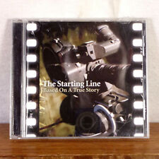 Based on a True Story Starting Line CD 2005 Geffen Records playgraded M-