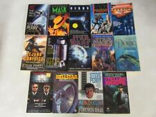 Big Lot of (14) Steve Perry Science Fiction Books Star Wars Forever Drug Virus