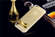 Soft Anti-scratch Ultra thin Mirror Back Case Cover for iPhone6/6s/plus/5/5s