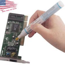 951 Soldadura lápiz de flujo bajo sólidos no Clean 10 Ml para PCB & células solares nos