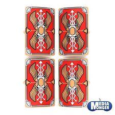 playmobil® Römer: 4 x Schild rechteckig rot zu Legionär | Lager | Galeere V2