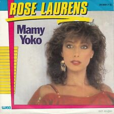 ROSE LAURENS - Mamy Yoko / Misunderstanding * 1983 * TOP (M-:)) PREIS HIT SINGLE
