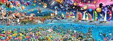 Puzzle Life, 24000 piezas, gigantes-puzzle, naturaleza, animales, collage, McClure, educa