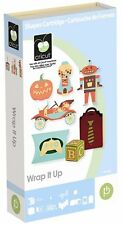 Cricut Cartridge - Wrap it Up - Boxes, Cards and Tags - Wrapping