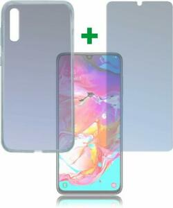 4smarts 360° Protection Set Limited Cover Samsung Galaxy A70
