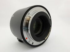 Sigma Tele Converter TC-2001 for Canon EF Made in Japan New in Box