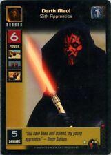 Star Wars Young Jedi CCG 1x Holo Foil Darth Maul Sith Apprentice F10 LP/LP+ x 1