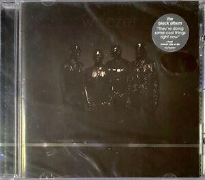 Weezer - Weezer [Black Album] BRAND NEW CD