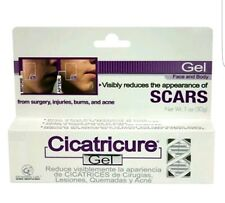 CICATRICURE FACE AND BODY SCAR DIMINISHING GEL, 1 oz < FREE WORLD WIDE SHIPPING>