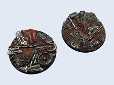 Trash de las bases, Round 60mm (1) - * microartstudio *
