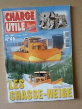 Charge Utile HS Nr.46, Schneepflüge