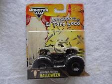2017 Hot Wheels Monster Jam Halloween El Toro Loco  Limited Edition 1 of 5000