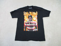 LRG Lifted Research Group Shirt Adult Large Black Boyz In The Hood Movie Mens