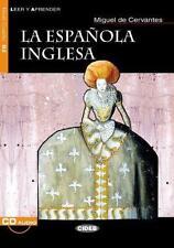 La Española inglesa. Mit CD von Miguel de Cervantes (2005, Taschenbuch)