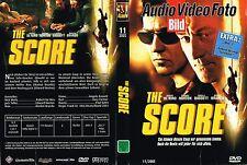 (DVD) The Score - Robert De Niro, Edward Norton, Marlon Brando, Angela Bassett