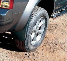 Genuine Nissan Pathfinder Mud Flaps Guards Mudguards Rear Pair/Set 999J2XR000E4
