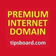 Premium 9 Letter Internet Domain Name - tipsboard.com