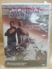 AMERICAN CHOPPER SERIES BLACK WIDOW BIKE.REG. 4 SEALD