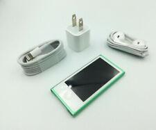 Used Original Apple iPod nano 7th Generation (Green) 16GB - Mint Condition