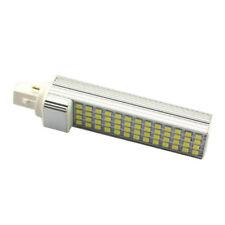 AC110V-220V G24 5050 SMD 52 LED cool white 11W bulb light lamp J3P9
