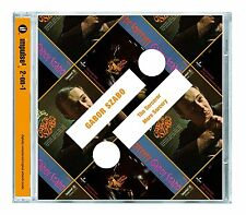 Gabor Szabo  The Sorcerer / More Sorcery   IMPULSE RECORDS CD  OVP