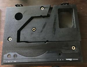 Thorens TD 320 MK II Plinth Zarge - 10mm Lager Bearing. Black Schwarz