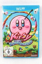 Kirby und der Regenbogen-Pinsel Nintendo (Wii U)