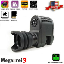 Night Vision Scope Hunting Sight Digital Infrared IR HD Camera DVR NEW US Stock