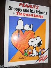 Peanuts: Snoopy & His Friends/Loves of Snoopy 1986, Children's Illustrated HB